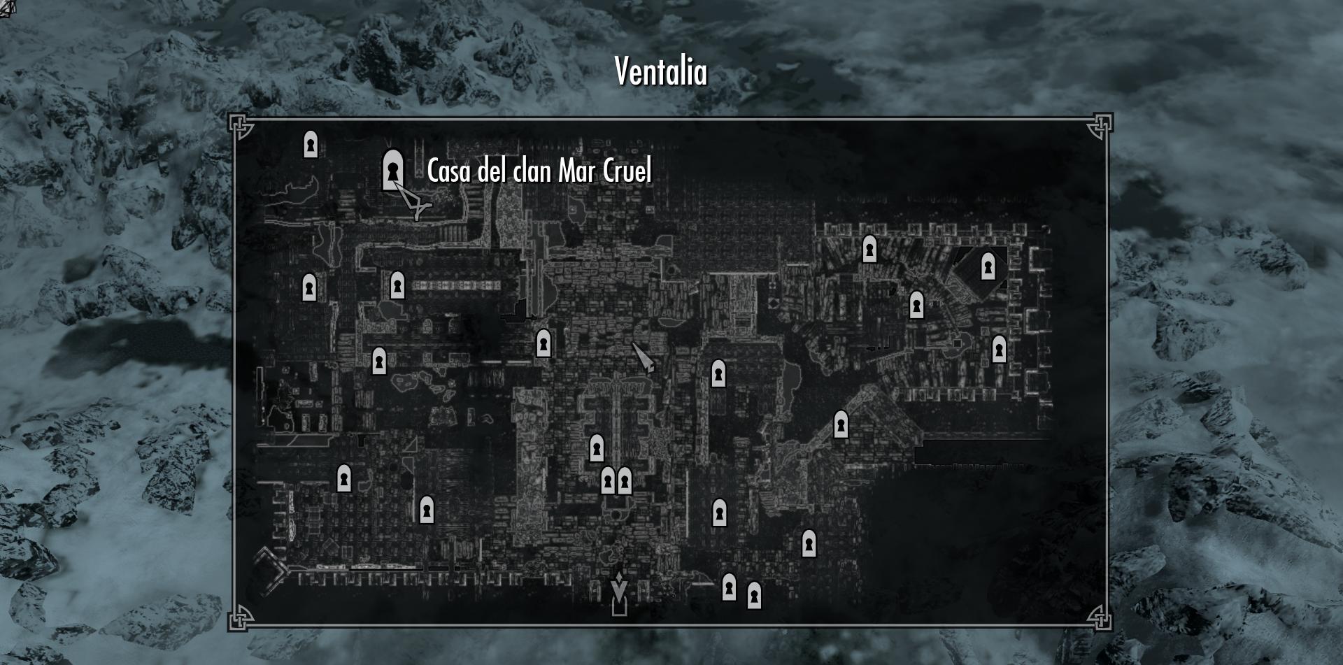 Casa del clan Mar Cruel