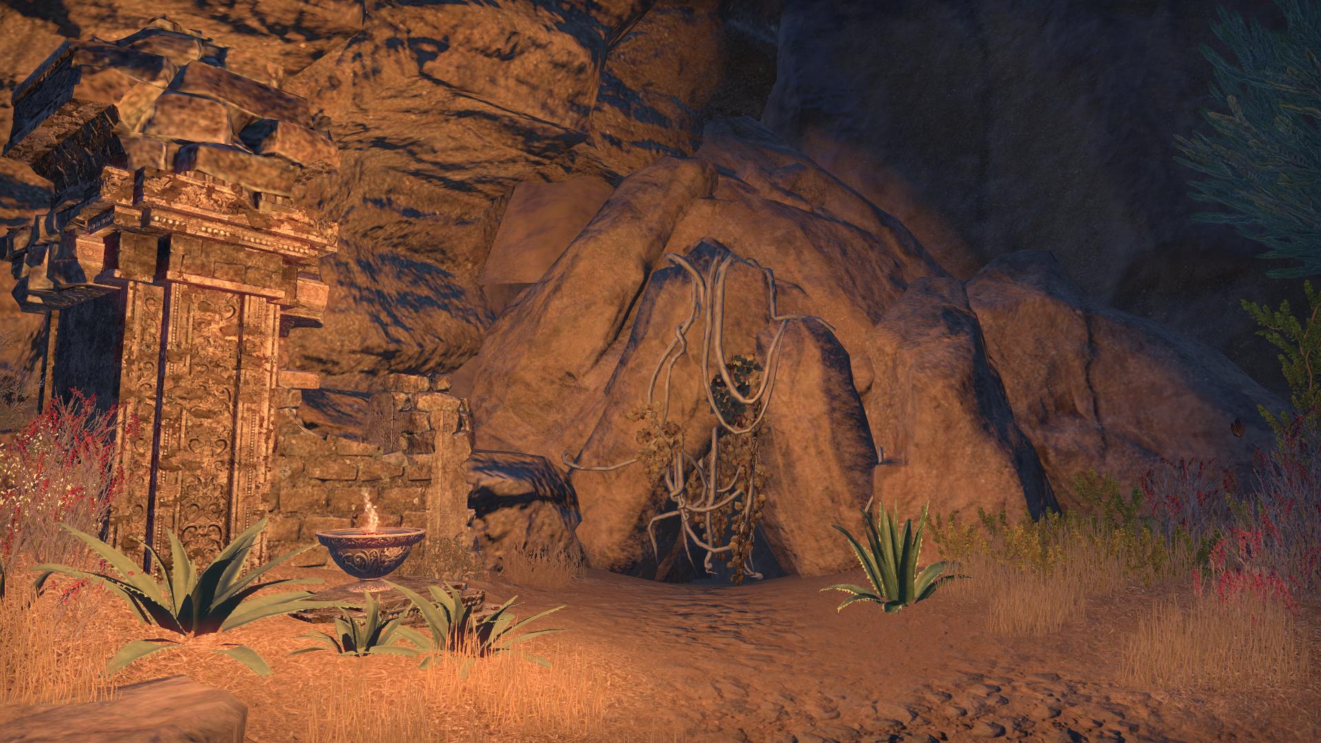 Desert Wind Caverns