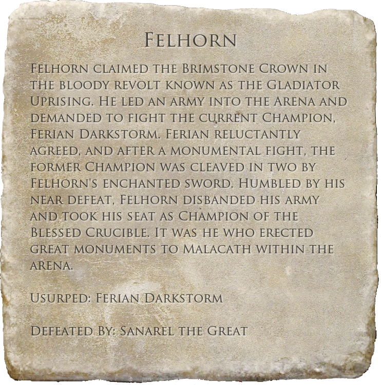 Felhorn