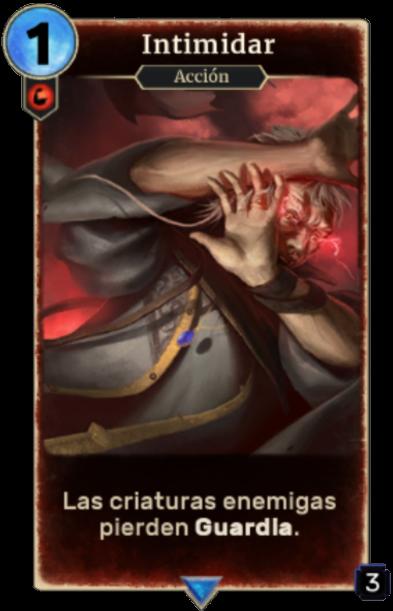 Intimidar (Legends)