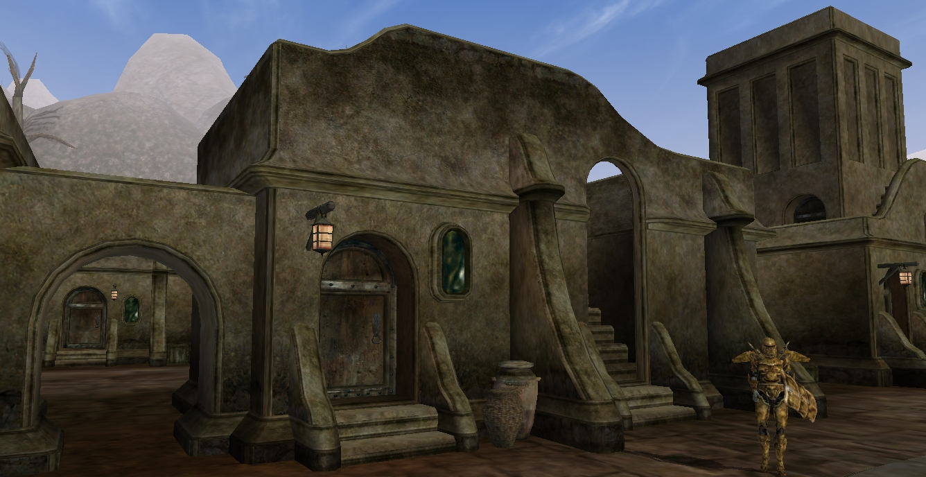 Drarayne Thelas' House