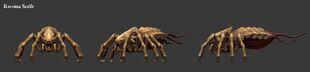 Квама-скриб (Online-модель)