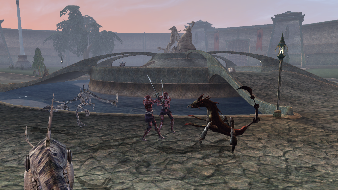 An Attack on Mournhold