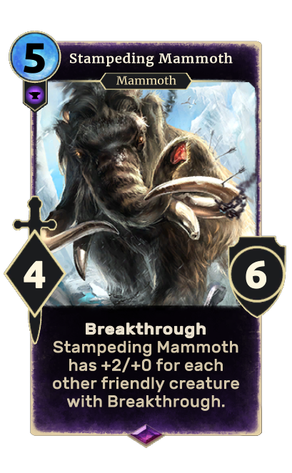 Mammoth (Legends)