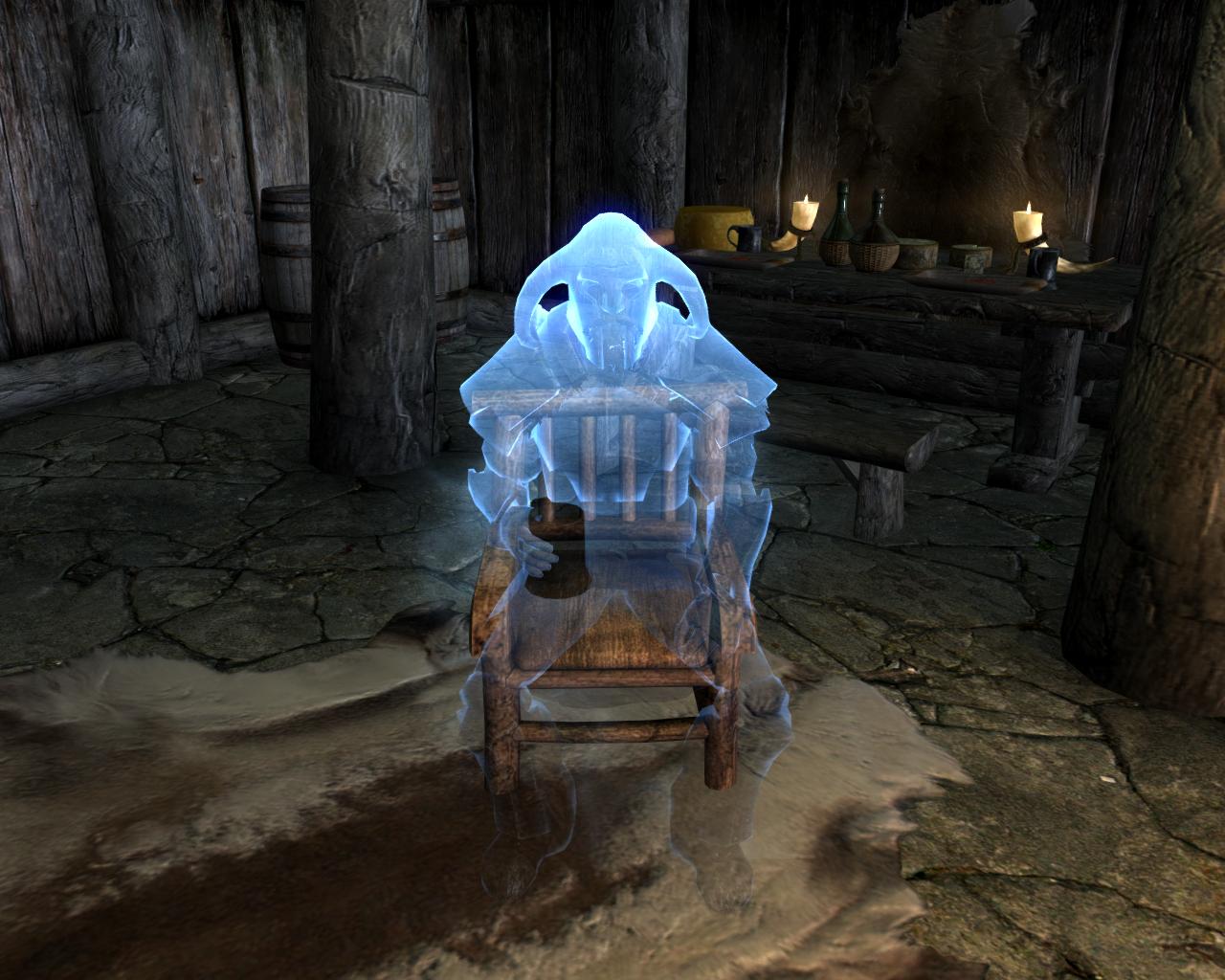 Призрак Старого Хролдана (квест)