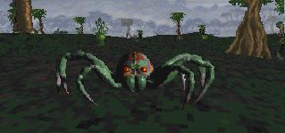 Spider (Daggerfall)