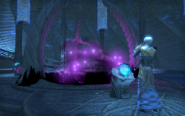 The Dreaming Cave the Daedric Barrier