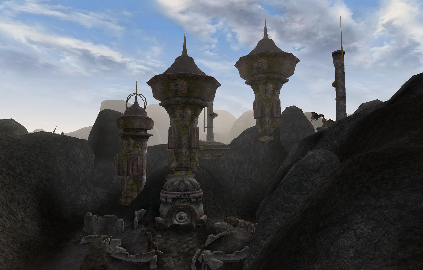 Друскашти (Morrowind)
