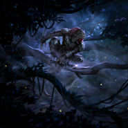 Stalking Shadowscale card art