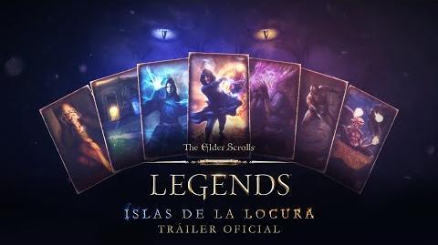 Clear Arrow/Ya está disponible la expansión Isla de la locura para The Elder Scrolls: Legends