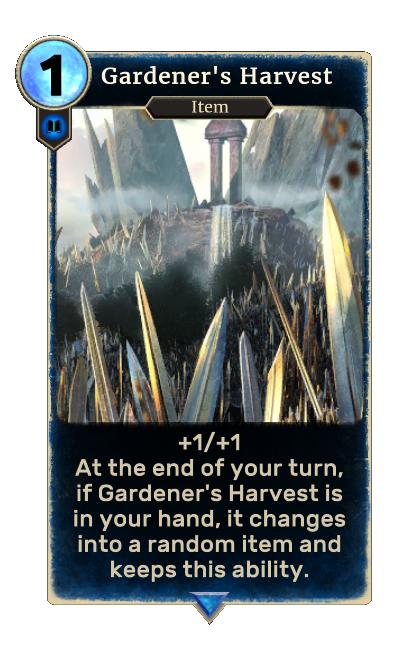 Gardener's Harvest