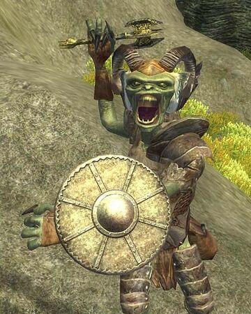 Goblin Oblivion Elder Scrolls Fandom