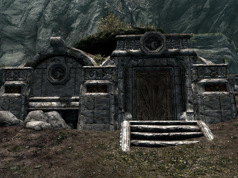 Дом Скагги