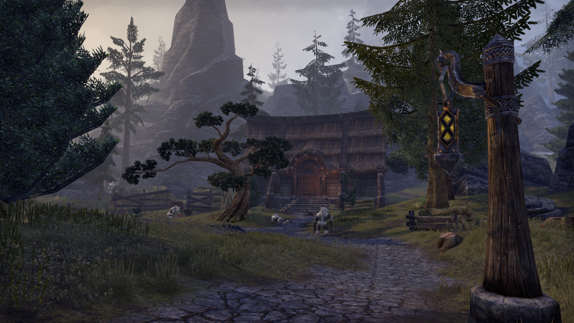 Thulvald's Logging Camp