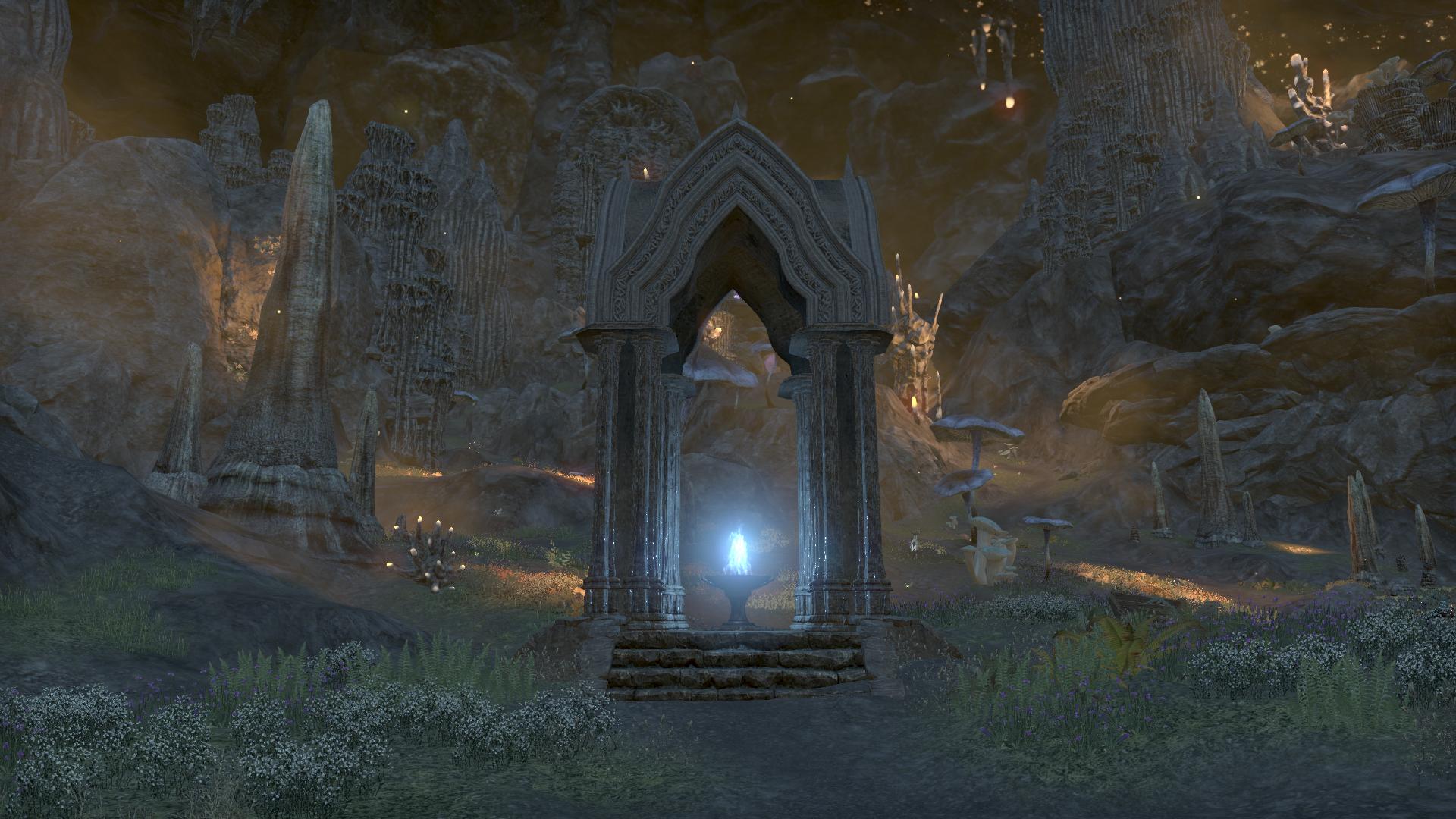 Дорожное святилище крепости Греймур