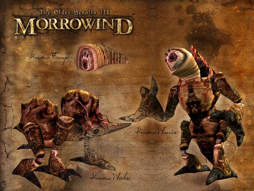 Квама (Morrowind)