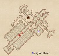 Culotte Local Map - Z1-A