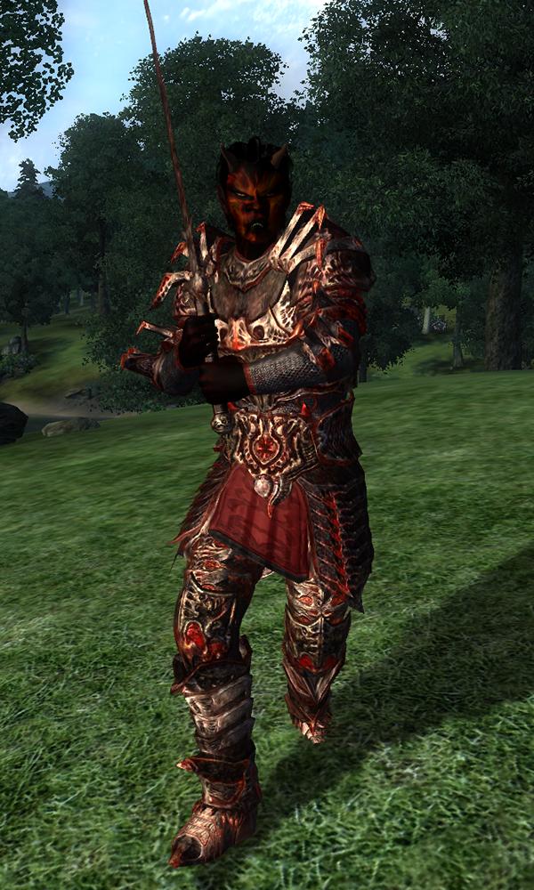 Dremora Lord (Oblivion)