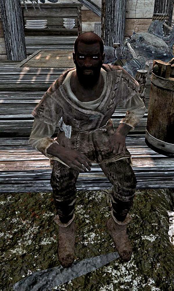 Fisherman (Skyrim)