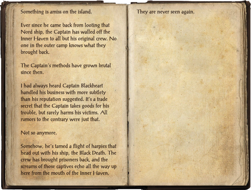 Martha's Journal