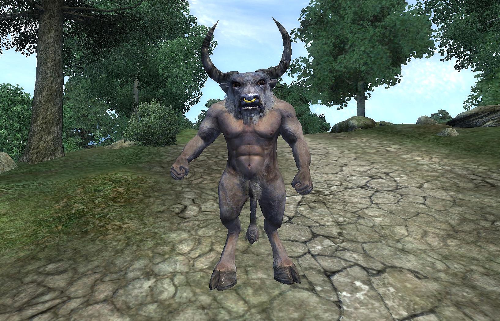 Minotaur (Oblivion)