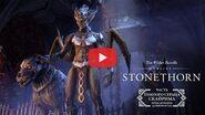 The Elder Scrolls Online Stonethorn — трейлер игрового процесса