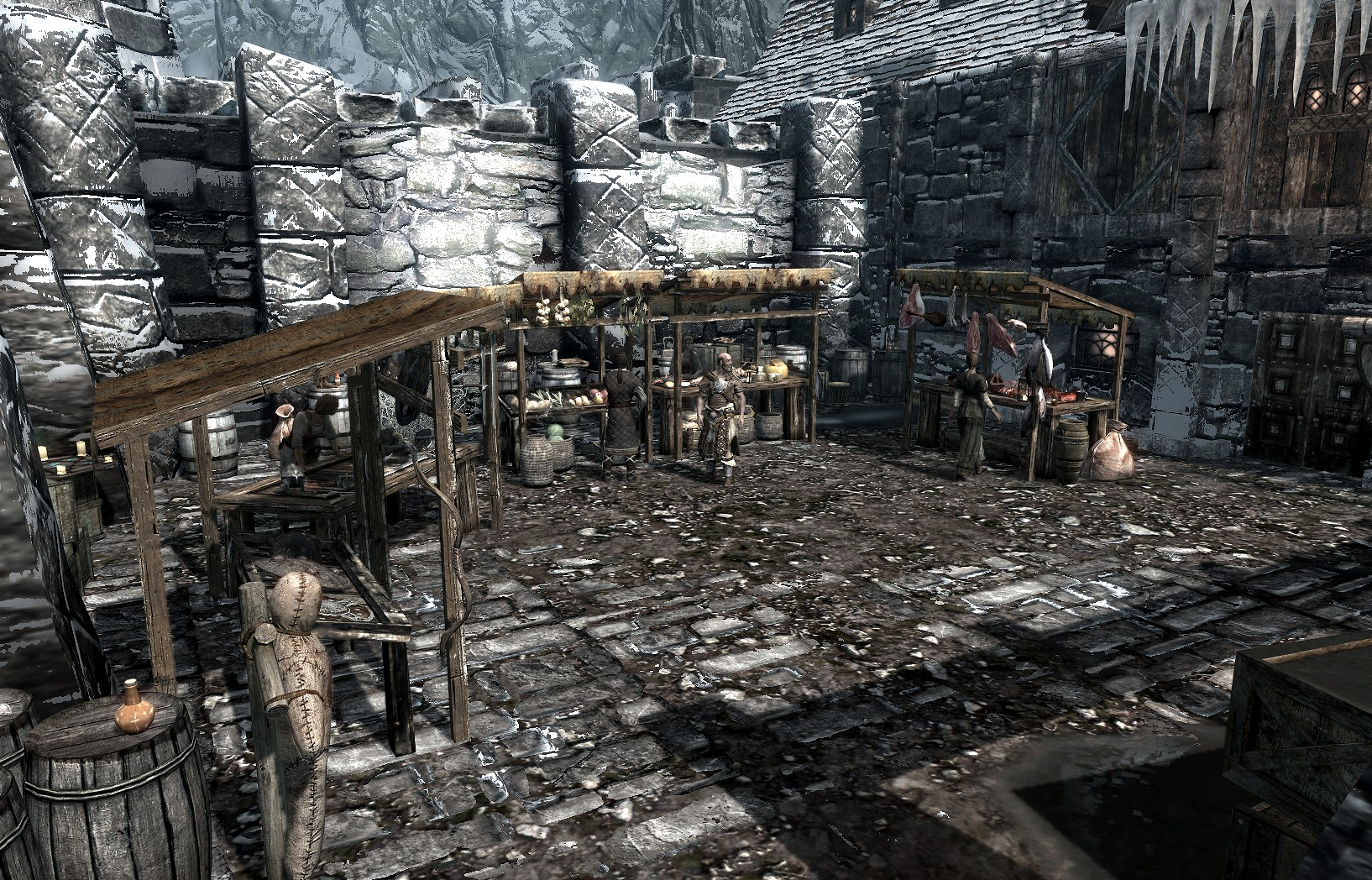 Windhelm Marketplace