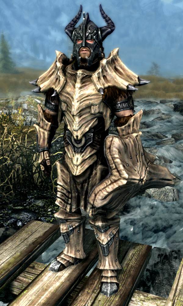 Dragonplate Armor Skyrim Set Elder Scrolls Fandom This dlc unlocks the dragon armor recipe in rune ii: dragonplate armor skyrim set elder