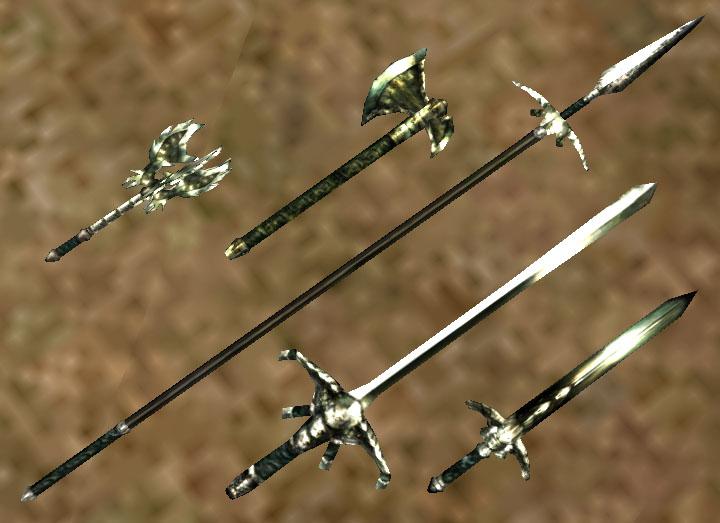 Адамантиновое оружие