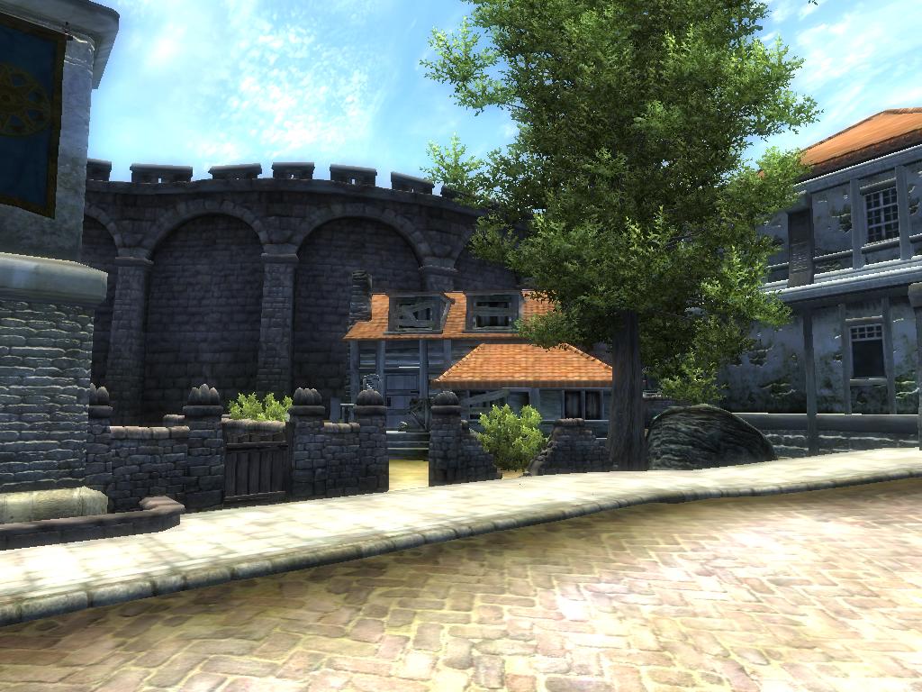 Заброшенный дом (Анвил)