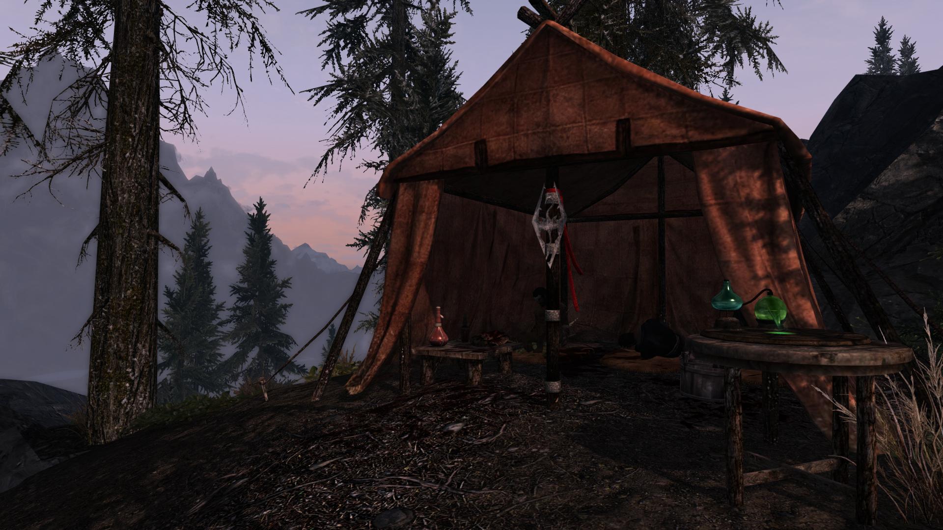 Истмарк — Имперский лагерь