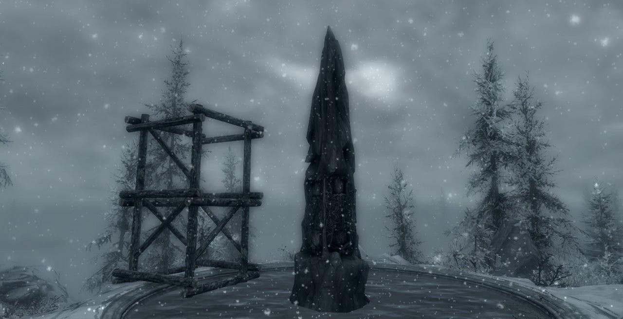 Камень Ветра (Dragonborn)