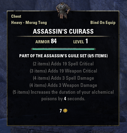 Assassin's Guile