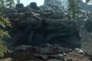 Bear Cave Halldir's Cairn