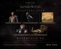ESO-Morrowind DiscoveryPack ES 1485865490