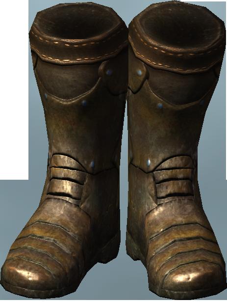 Miraak's Boots