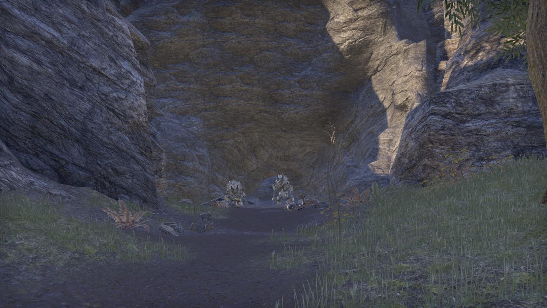 Пещера троллей