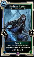 Sadras Agent (Legends) DWD