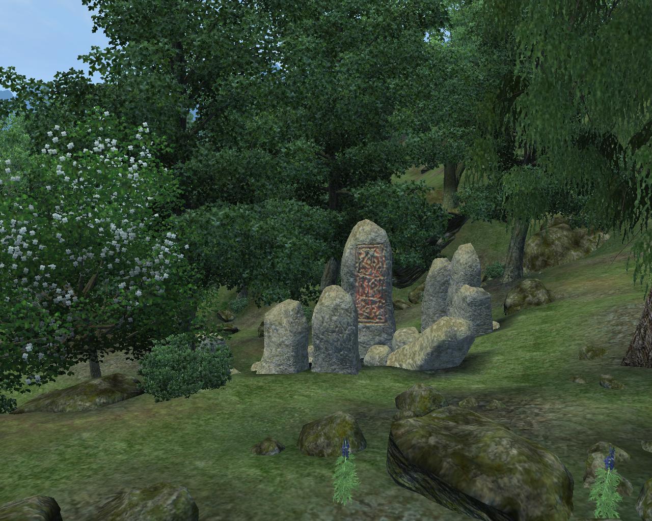 The Shadow Stone (Oblivion)