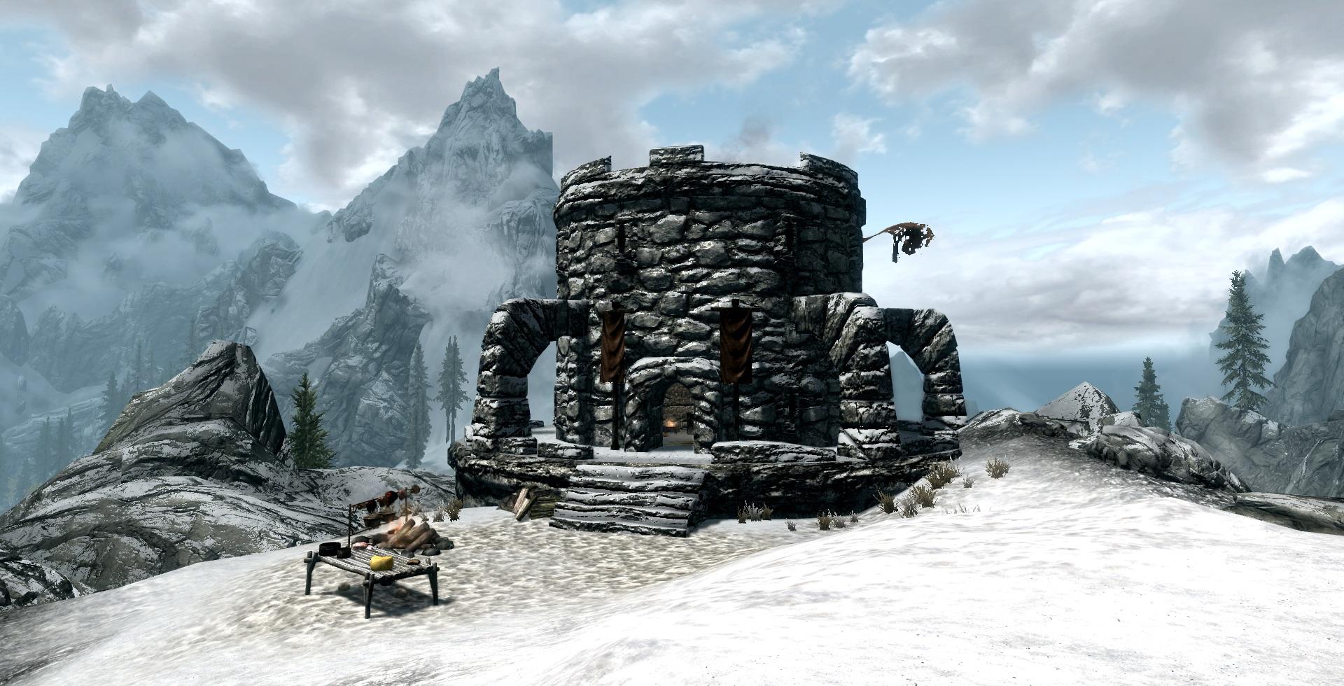 Сигнальная башня Стендарра