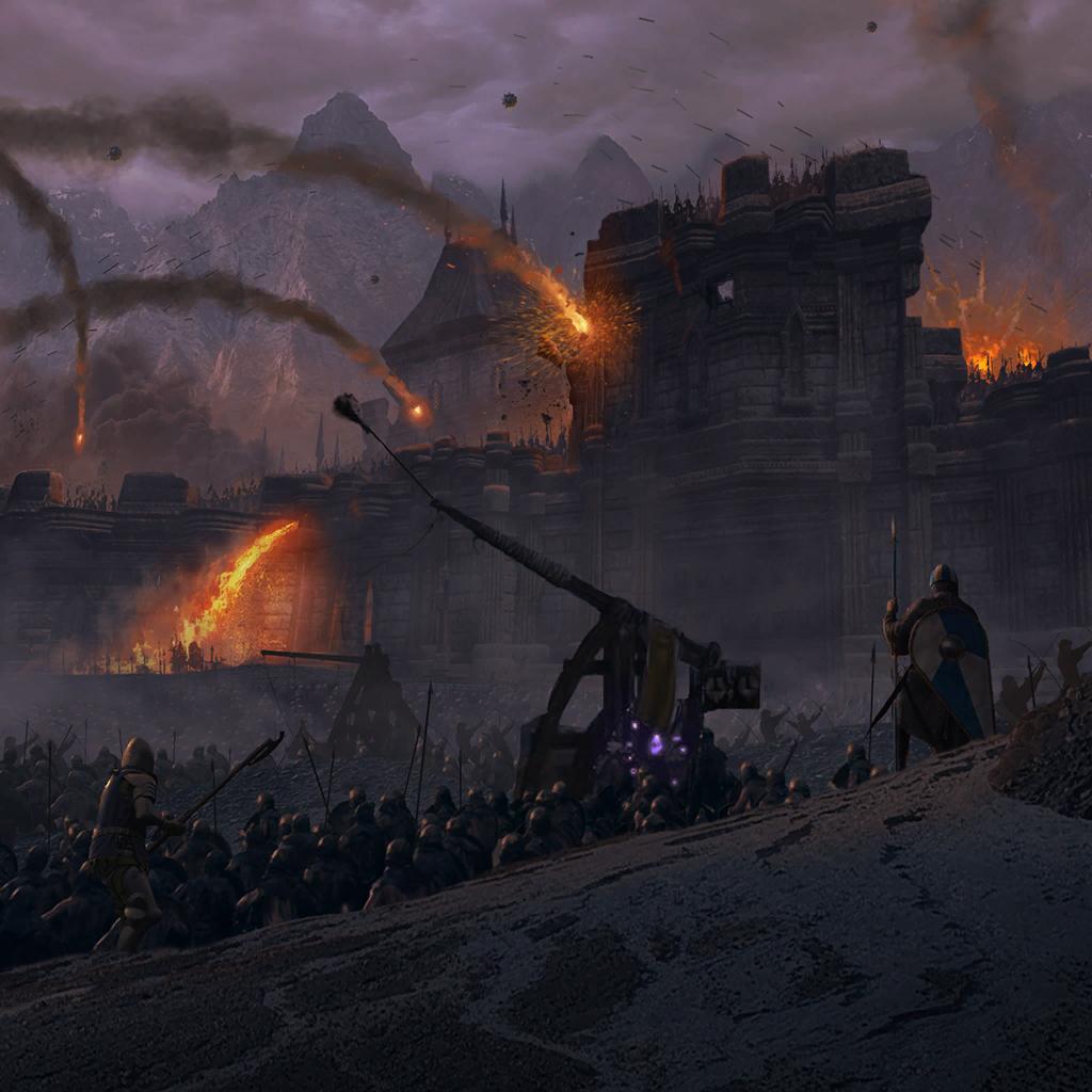 Uporczywe oblężęnie