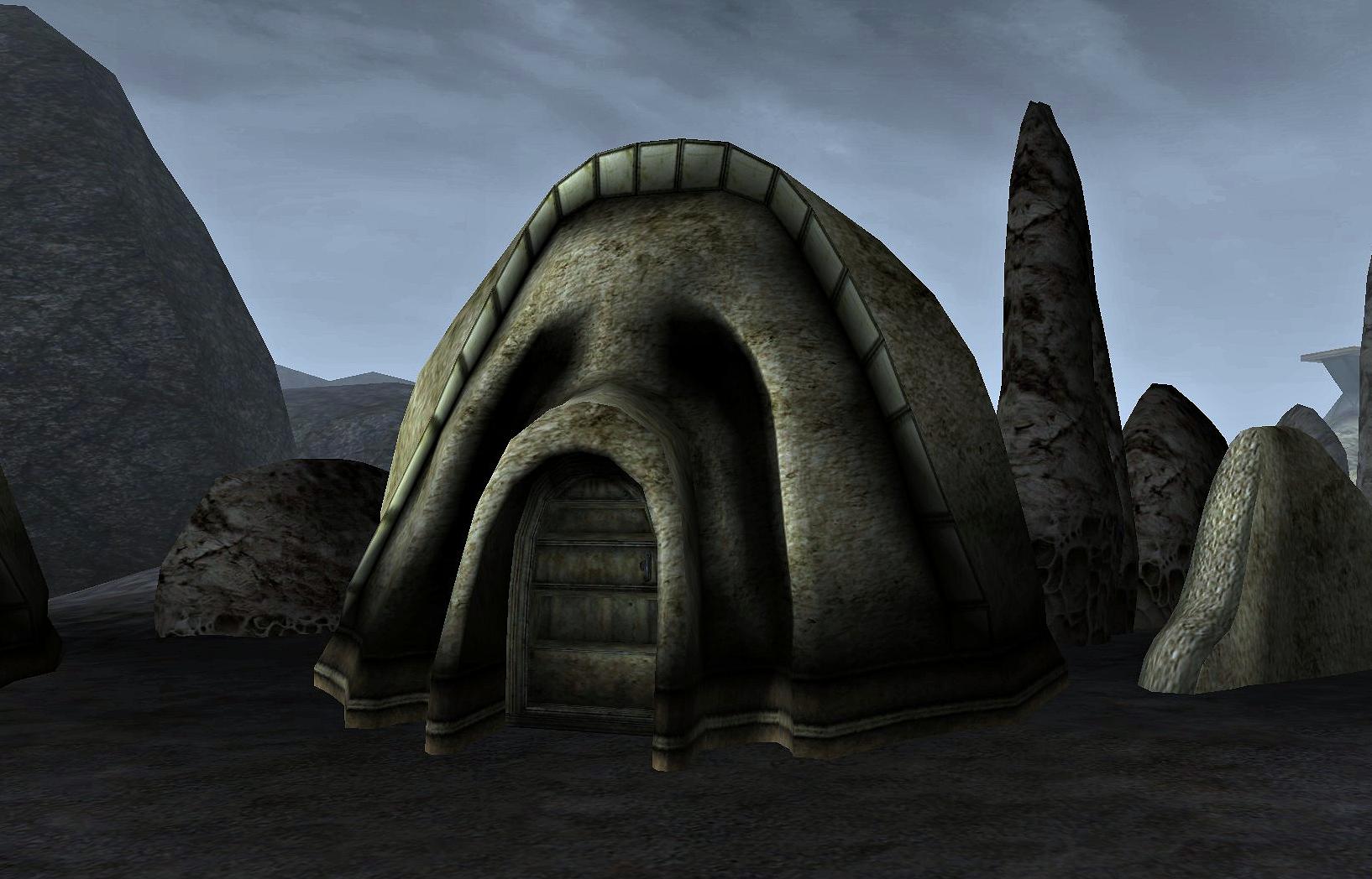 Ilmiril's House