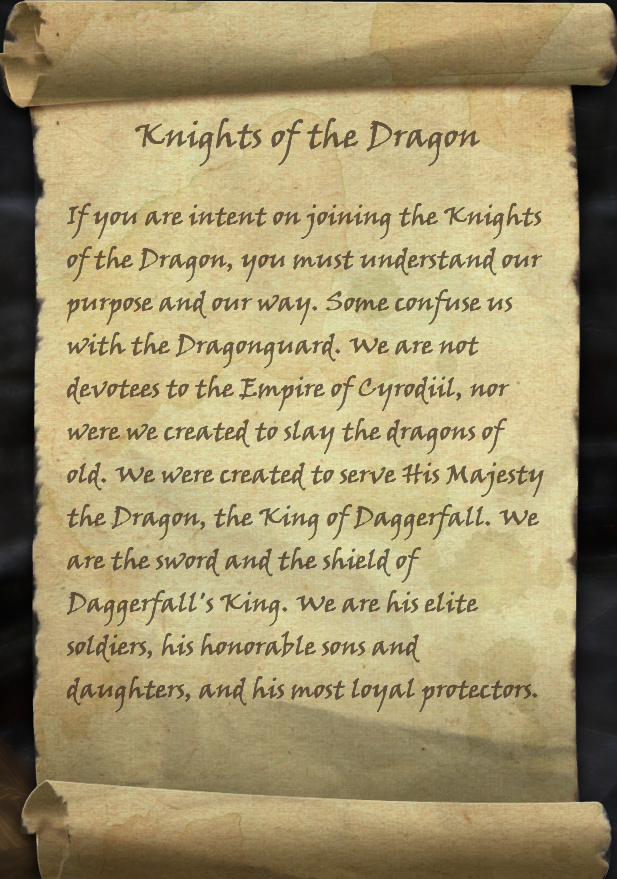 Knights of the Dragon (Book)