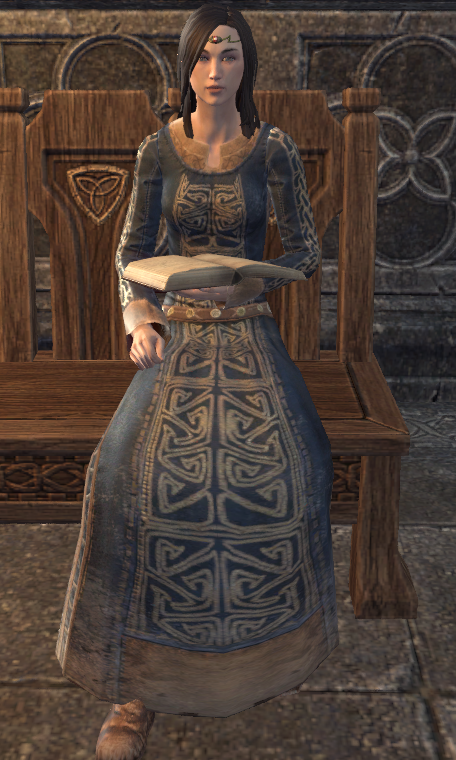Lady Felyse Talemelier
