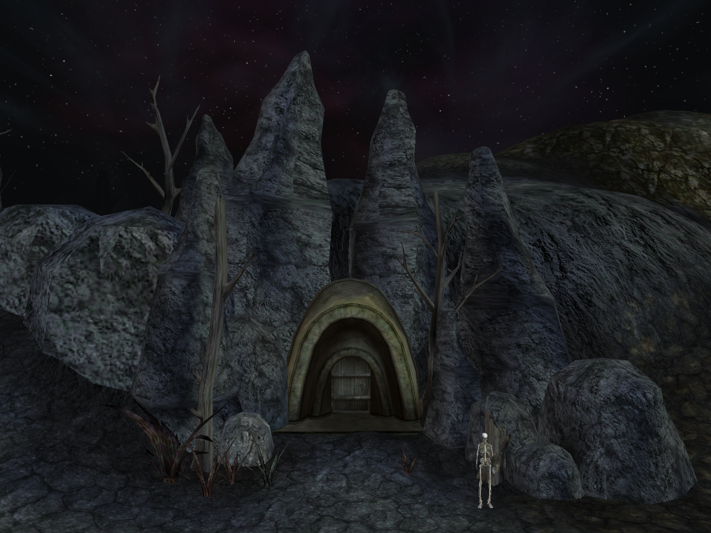 Raviro Ancestral Tomb (Morrowind)