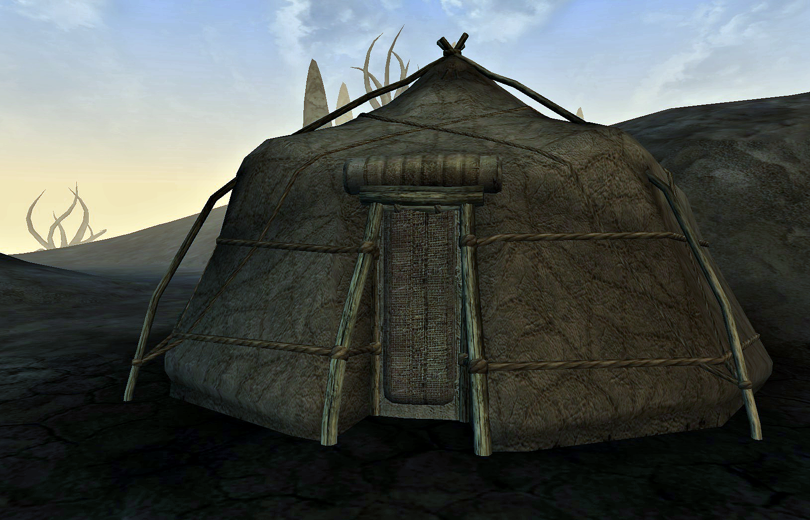 Shimsun's Yurt