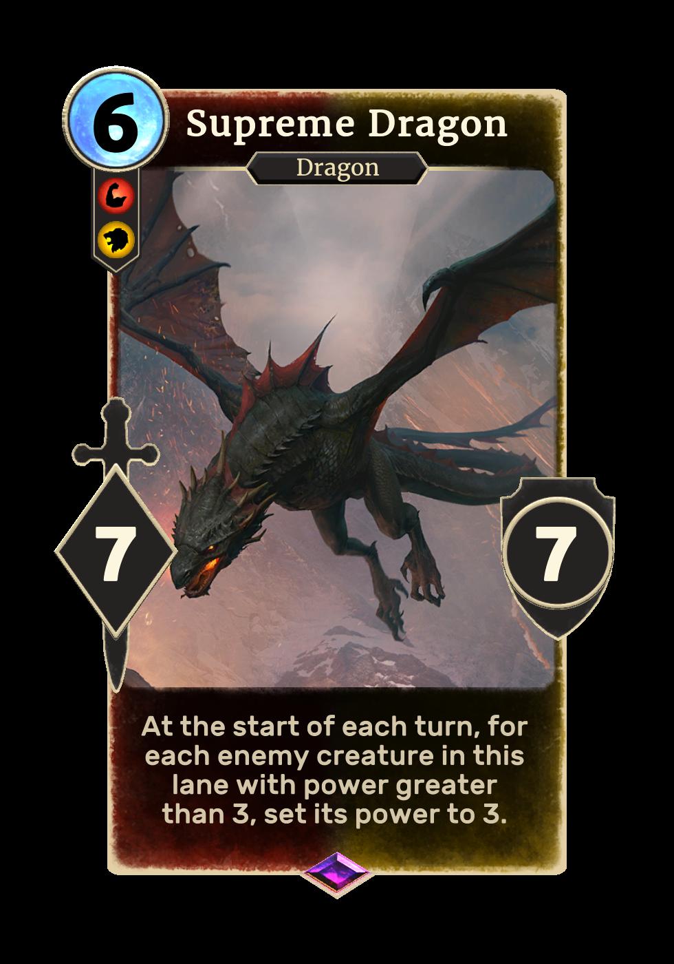 Supreme Dragon