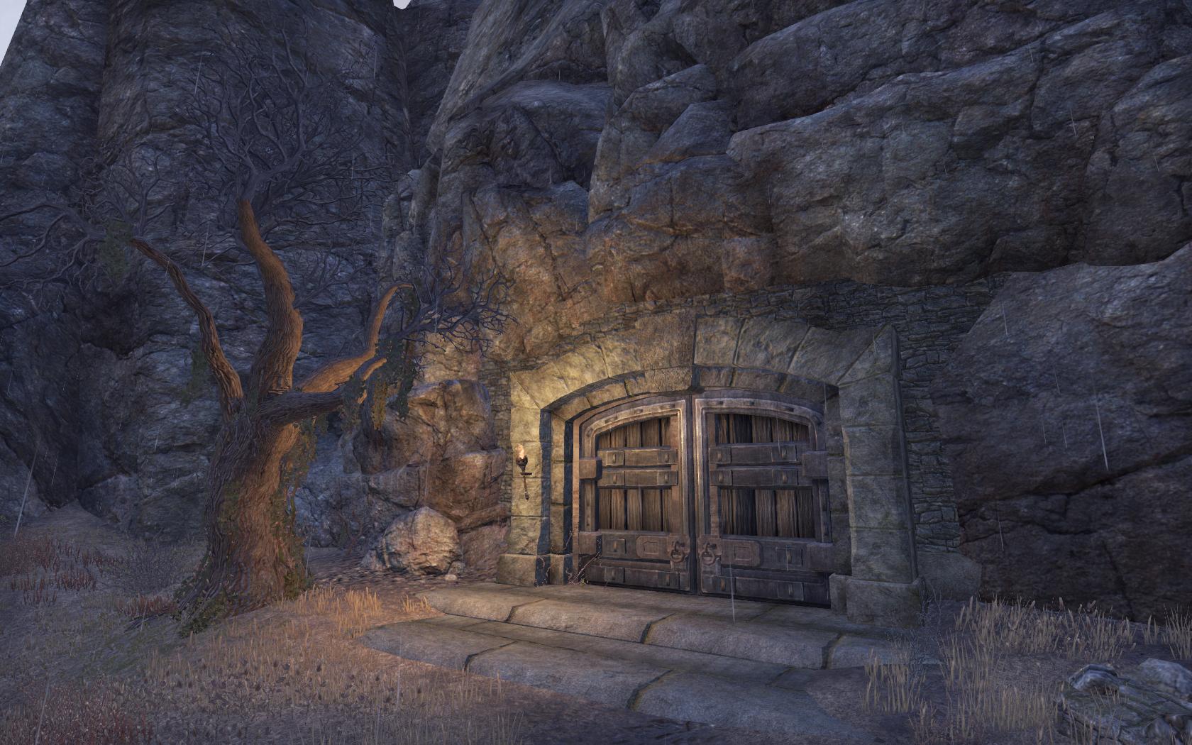 Tribulation Crypt