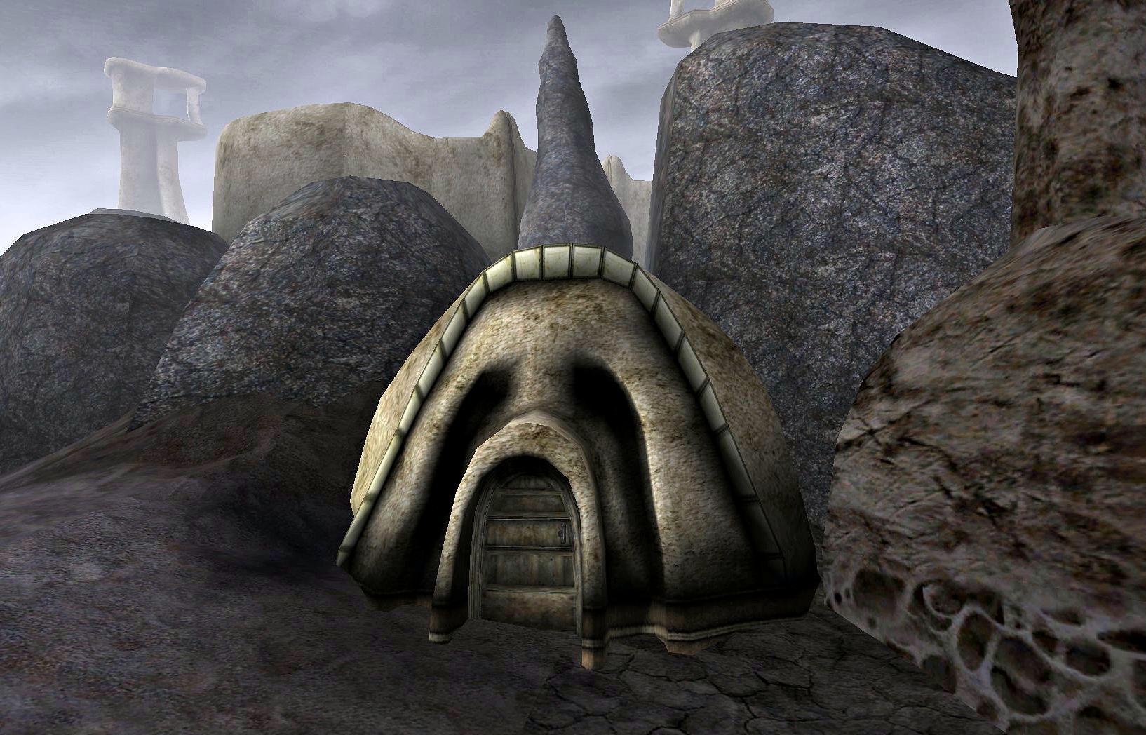Huleen's Hut (Location)
