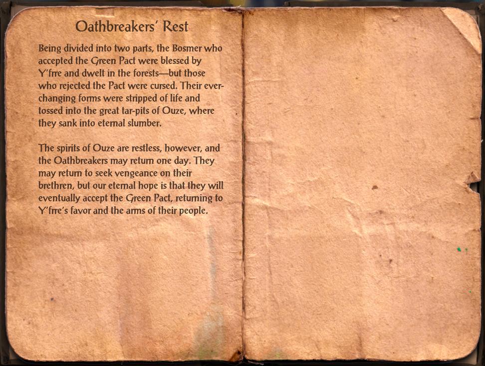 Oathbreaker's Rest